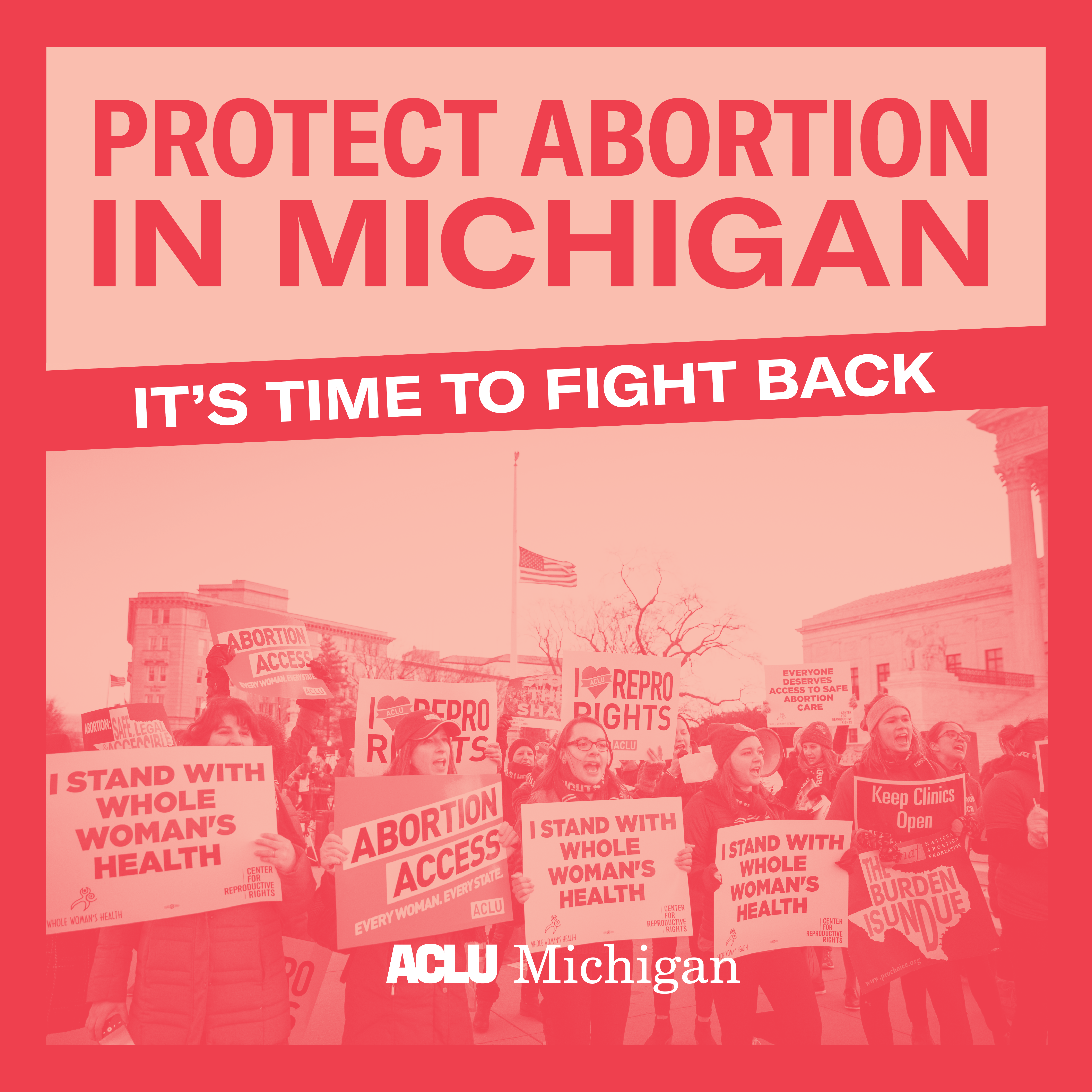 Protect Abortion in Michigan