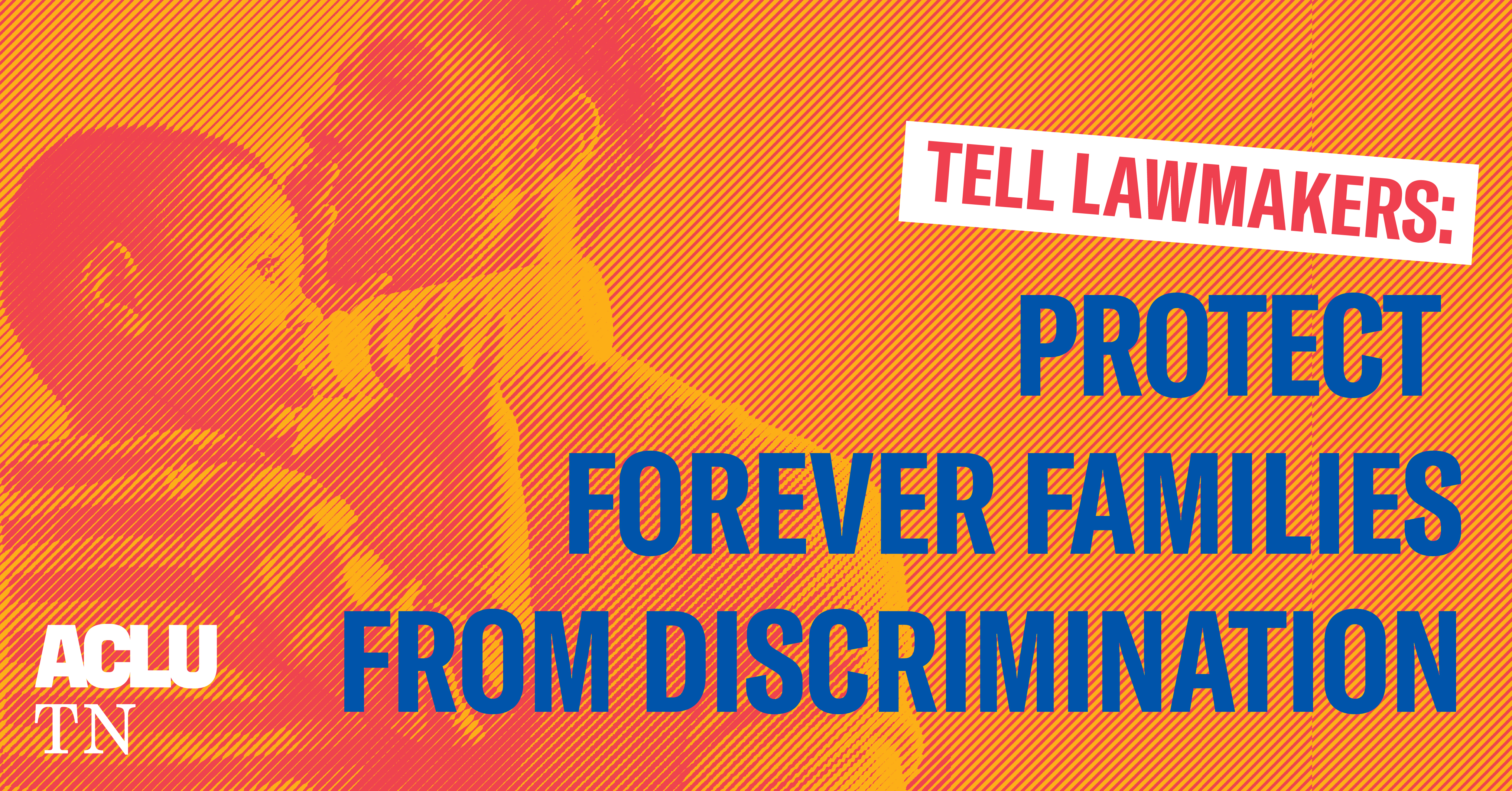 Tell lawmakers not to keep foster kids from finding loving forever families