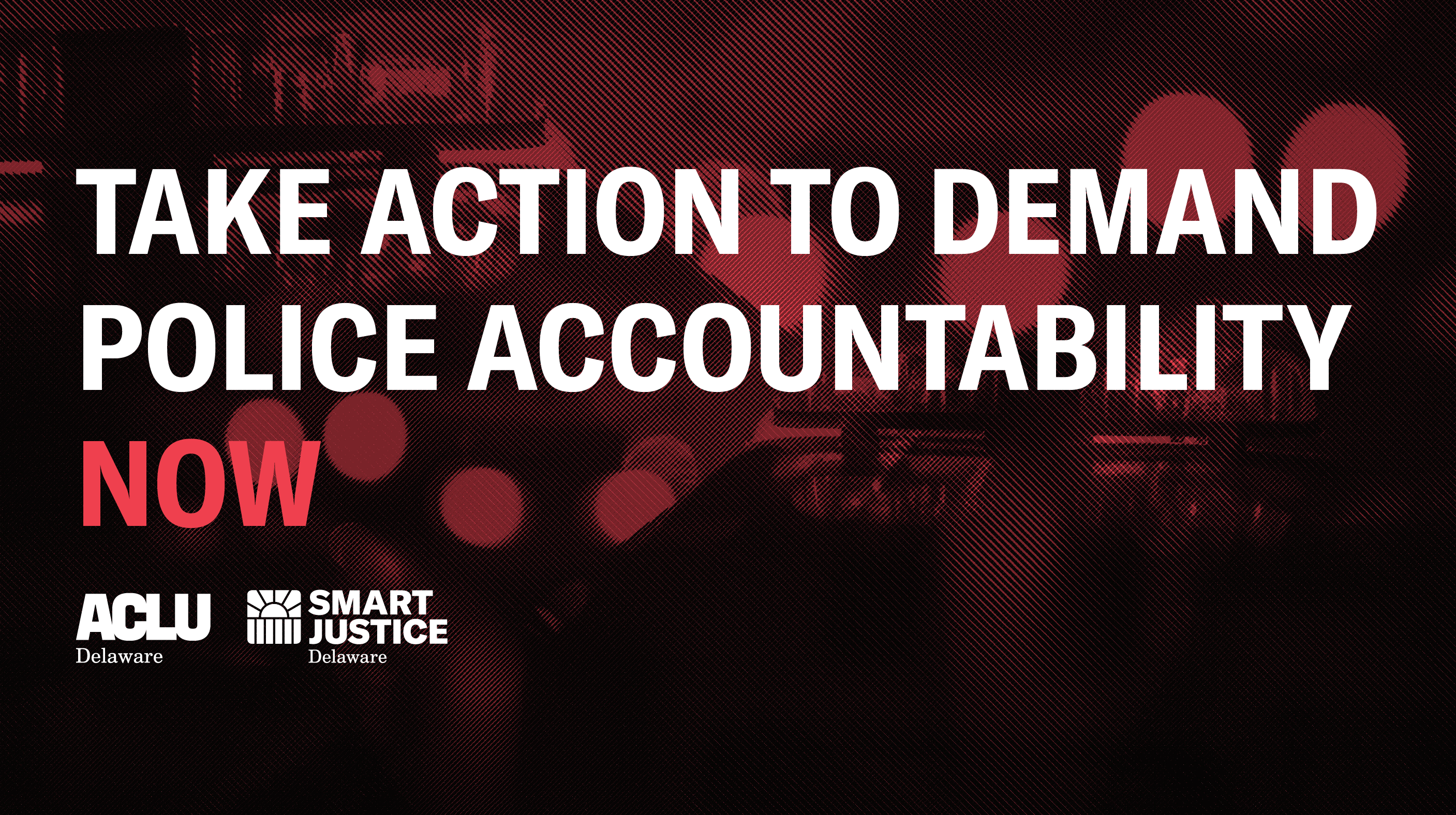 Take Action to Demand Police Accountability NOW.