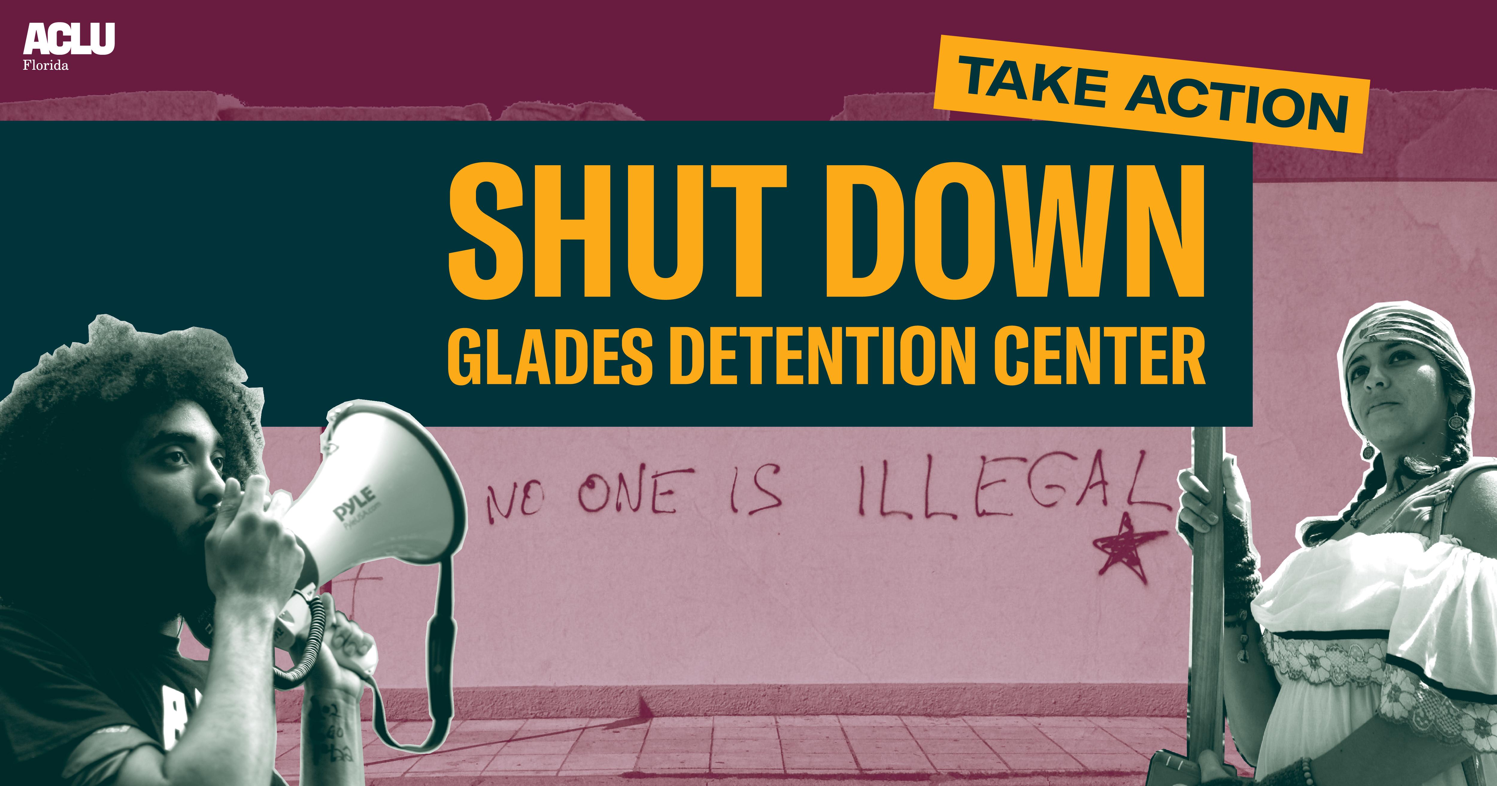 DHS Shut Down Glades