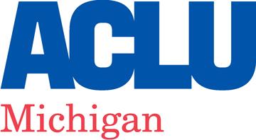 support the aclu fund of michigan american civil liberties union