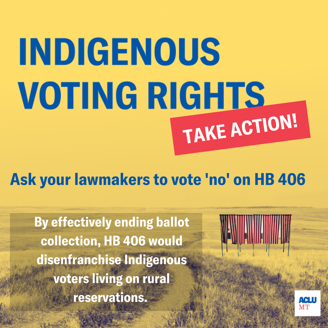 Indigenous Voting Rights