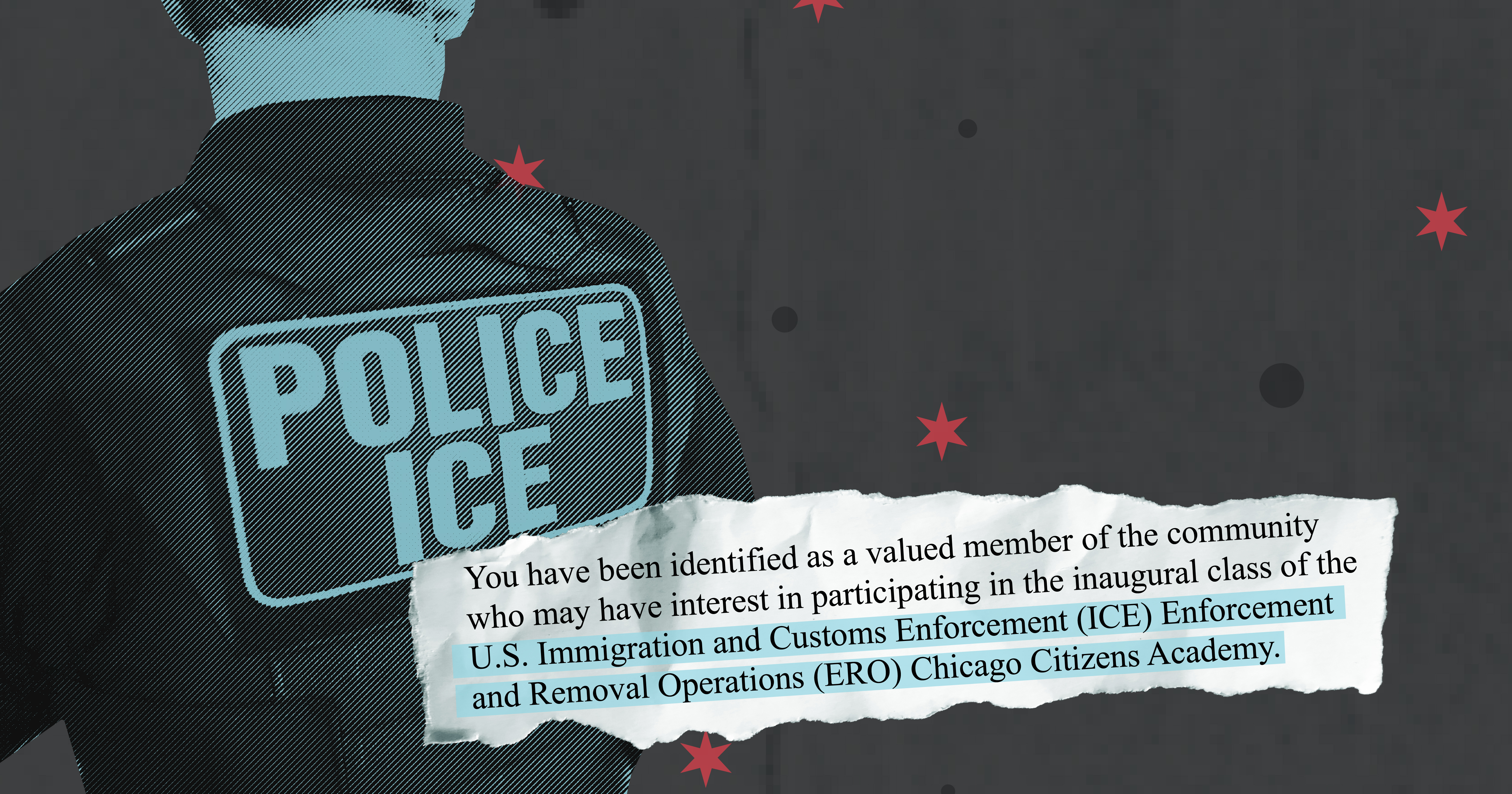 Tell Congress to block funding for ICE citizen academy in Chicago