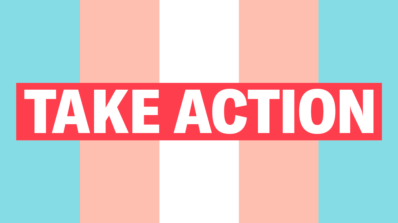 Take Action: Protect Trans Youth