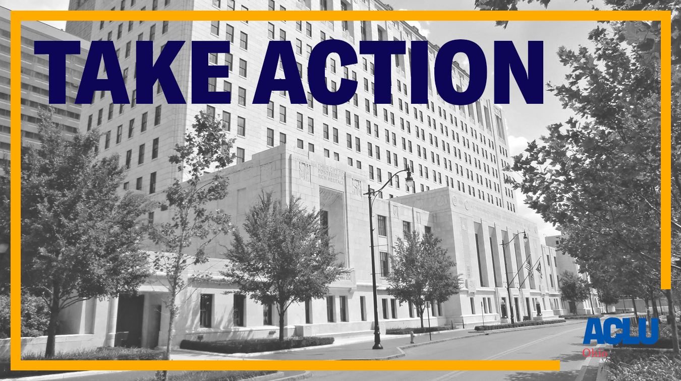 Take Action: Tell the Supreme Court of Ohio to Adopt Our Recommendations for Bail Reform