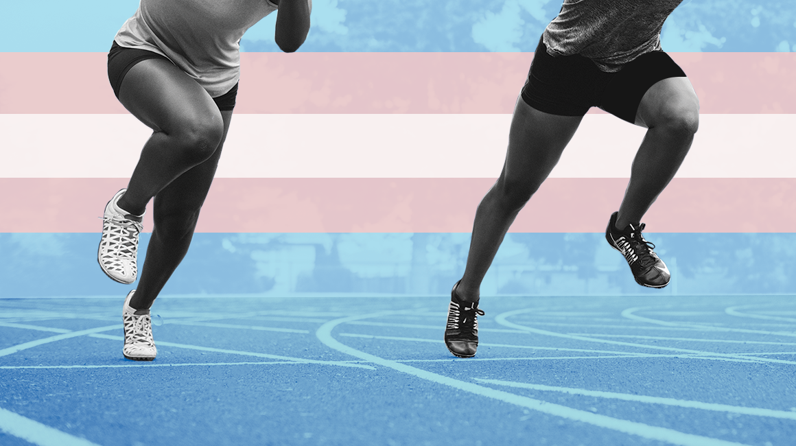 Pledge to defend trans athletes' rights