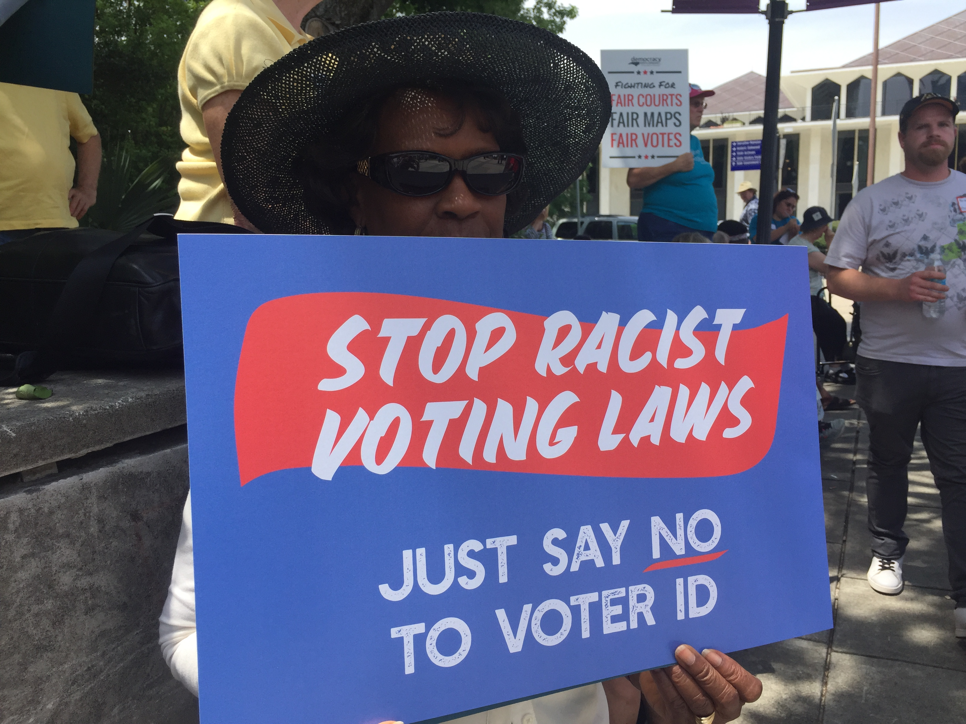 Stop racist voting laws: Just say 'no' to Voter ID