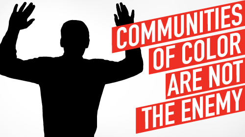 What will it take for police to protect communities of color?