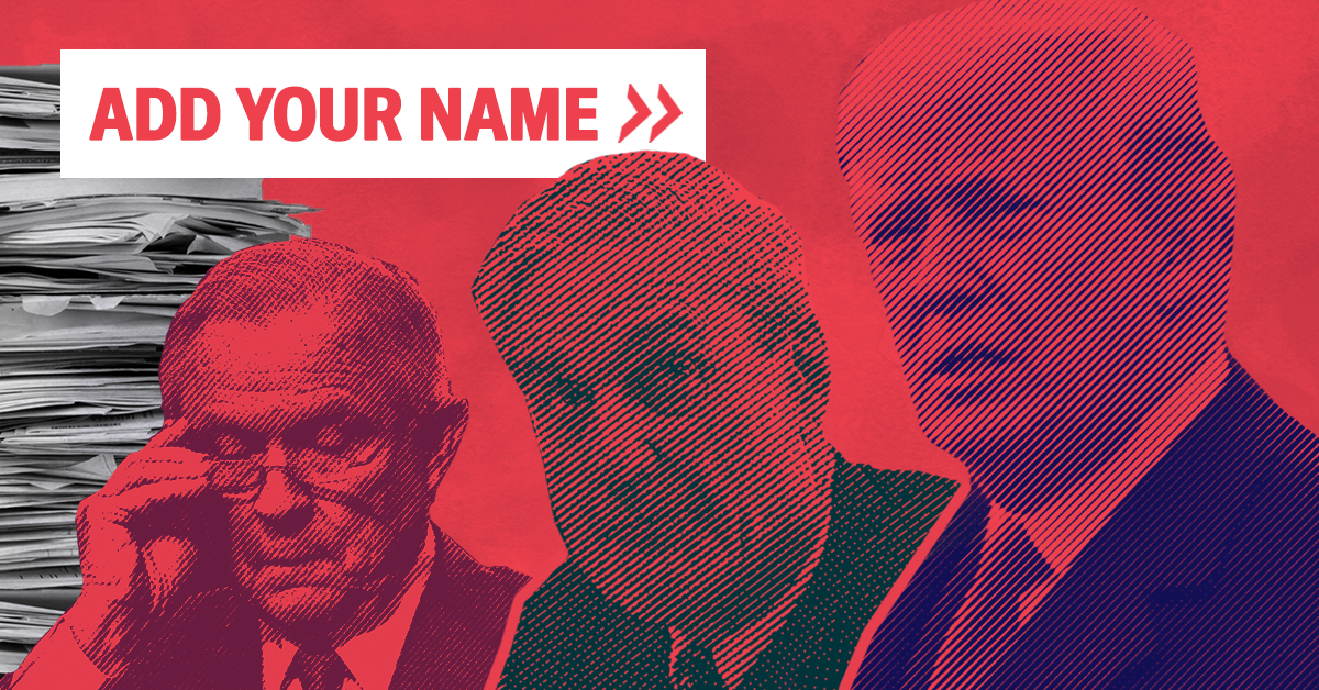 Senators: Protect the Mueller Investigation