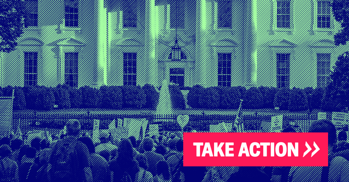 Stop Trump from Restricting Our Right to Demonstrate