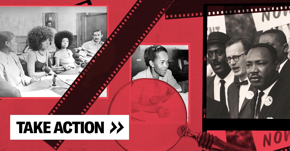 Stop FBI Surveillance of Black Activists