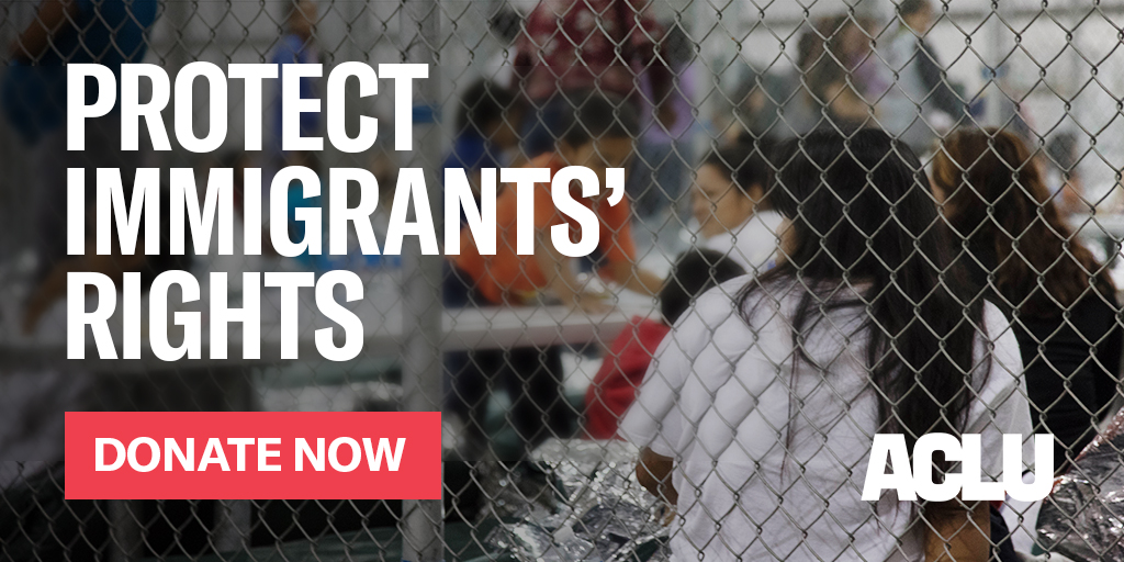 PROTECT IMMIGRANTS' RIGHTS