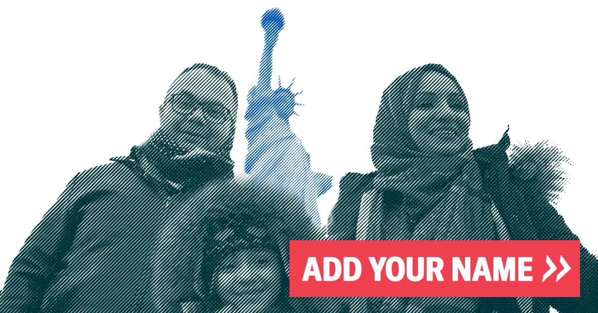 Repeal Trump's Anti-Immigrant Bans