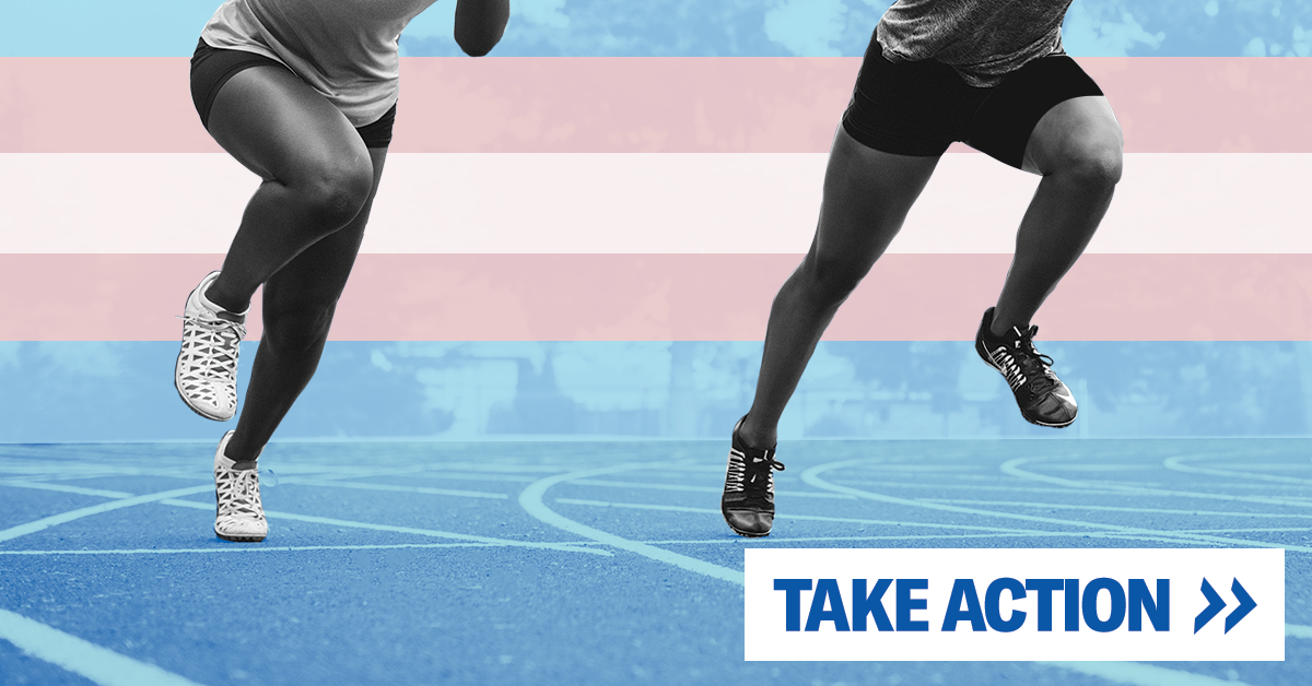 Support Trans Student Athletes