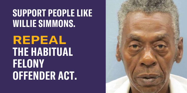Repeal the Habitual Felony Offender Act