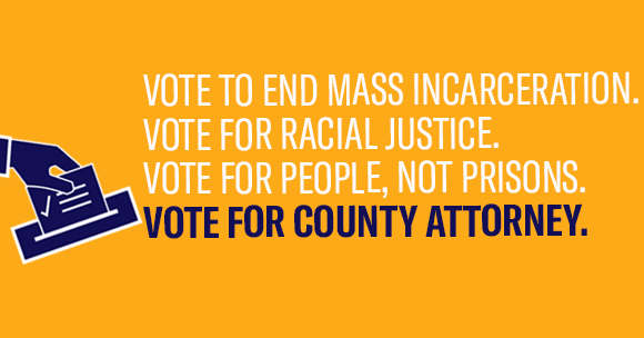 Vote For County Attorney