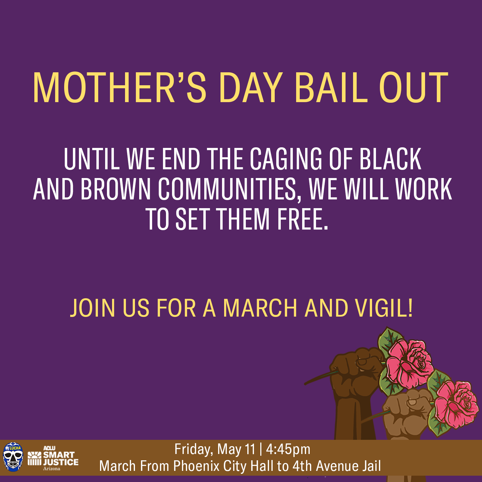 mother's day bail out