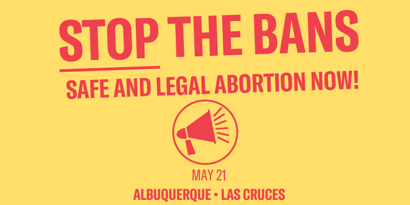 Stop the Bans: A Day of Action