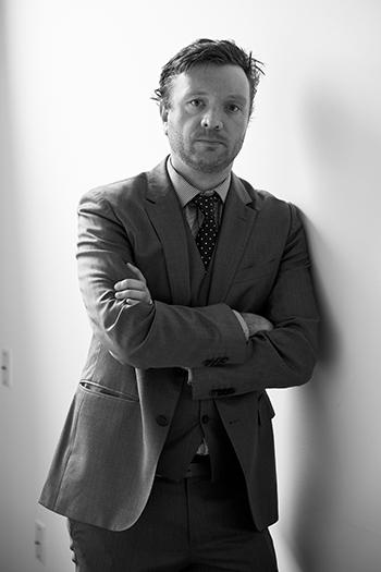Author Kyle Swenson