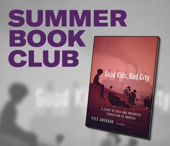 Summer Book Club: Good Kids, Bad City
