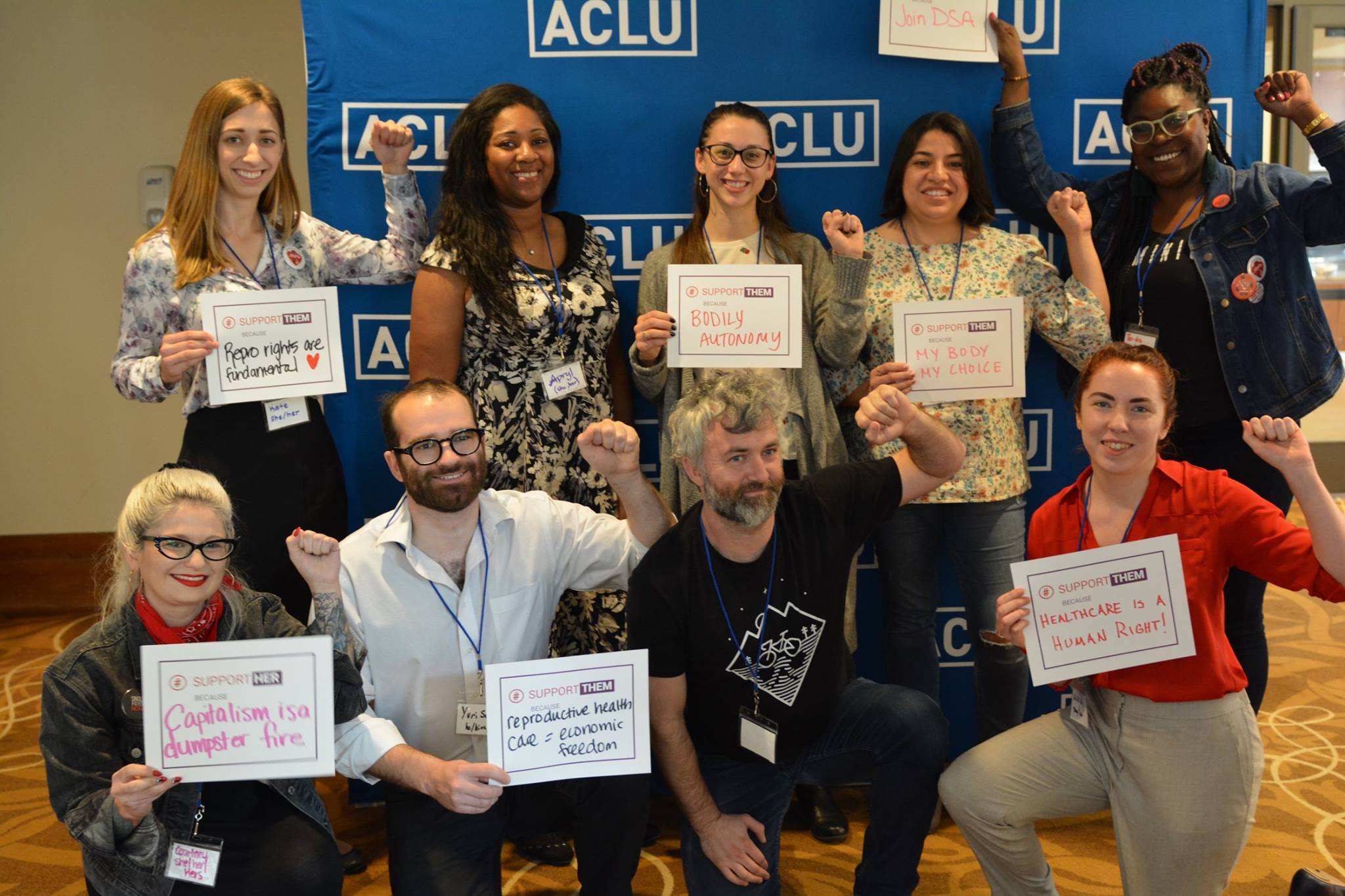Join the ACLU of Texas at the 2020 Reproductive Freedom in Action Conference